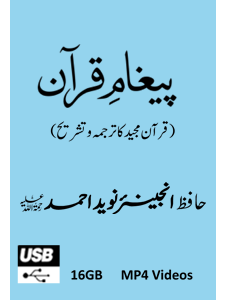 Picture of 16-GB (USB) Paigham-e-Quran